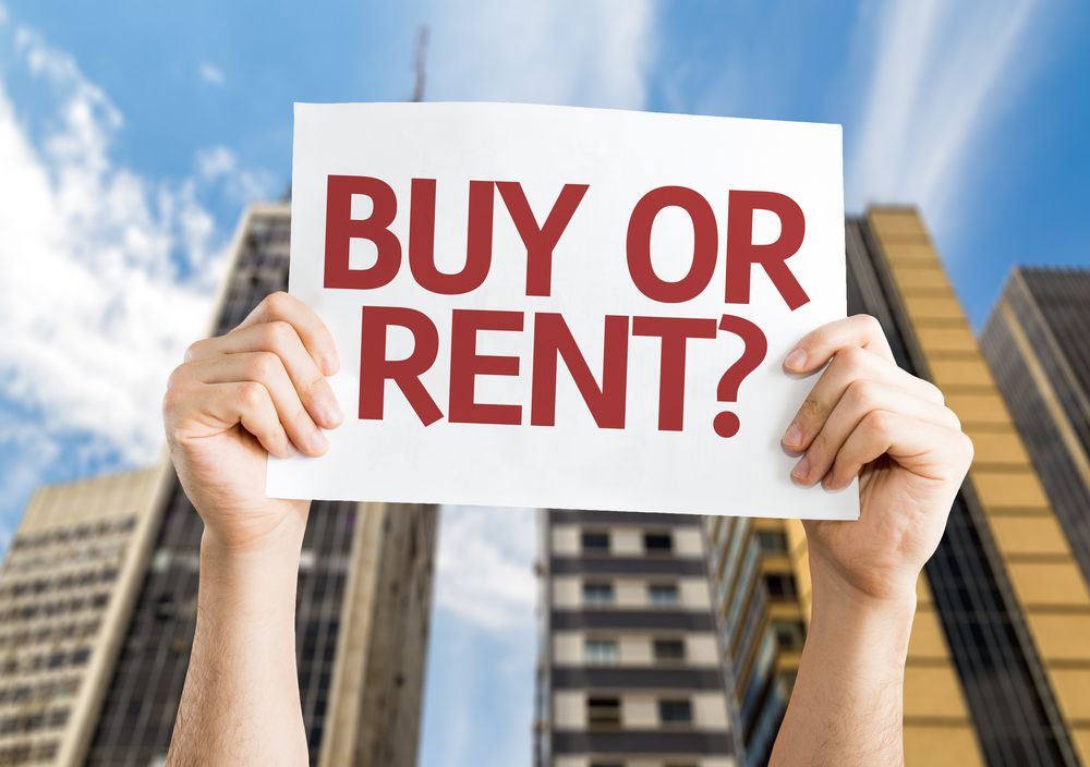 Rent or buy calculator